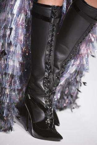 HauteCouture Lace up Boots