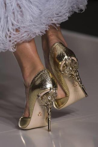 eden heel ayers gold