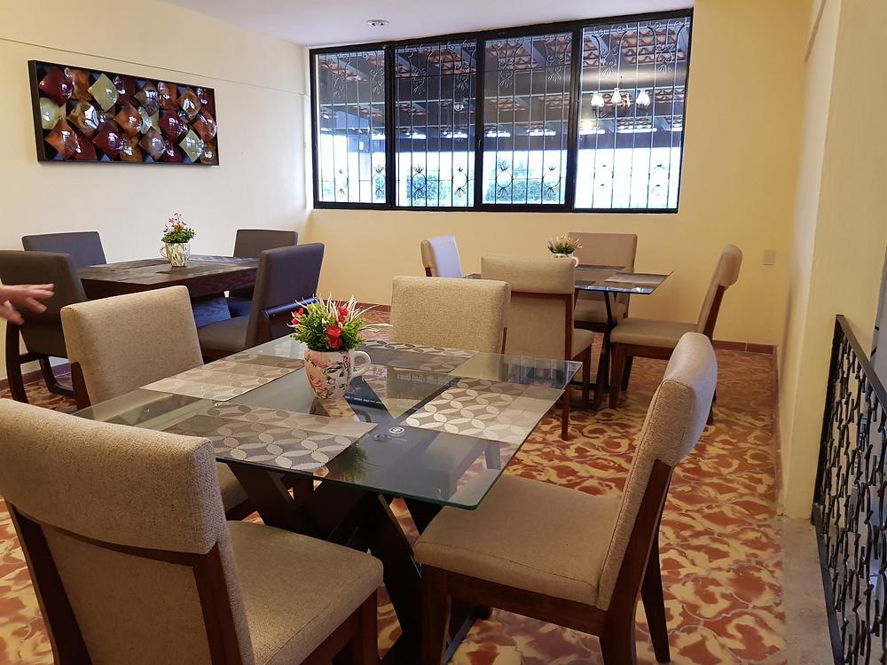 Ohana Retirement Home Kitchen, San Juan Cosala, Mexico