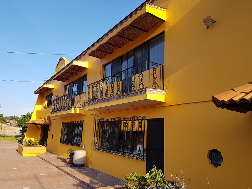 Ohana Retirement Home, San Juan Cosala, Mexico