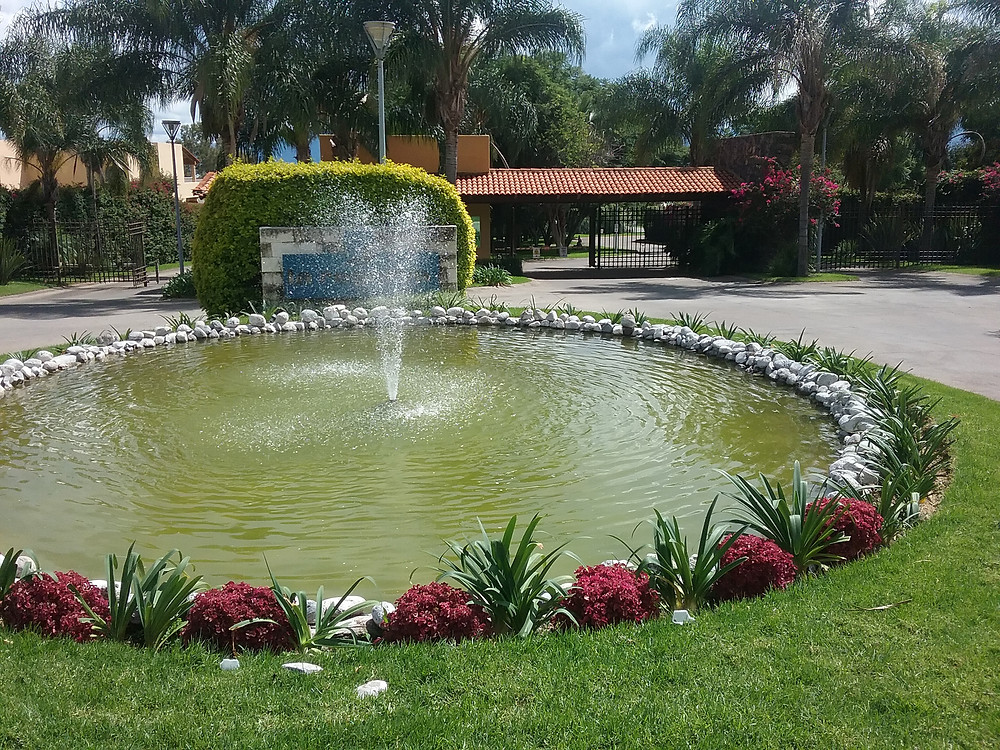 La Reserva, Ajijic Gated Community with clubhouse, tennis courts and marina