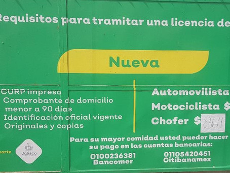 How To Obtain Your Mexican Drivers License In Lake Chapala