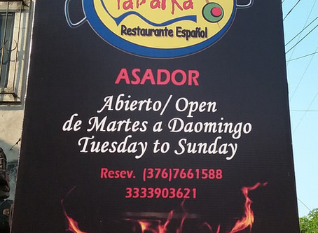 Favorite Restaurants: Ajijic