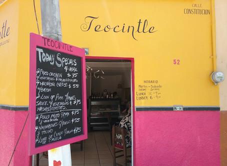 Restaurant Review: Teocintle