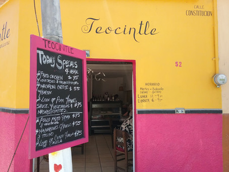Restaurant Review: Teocintle