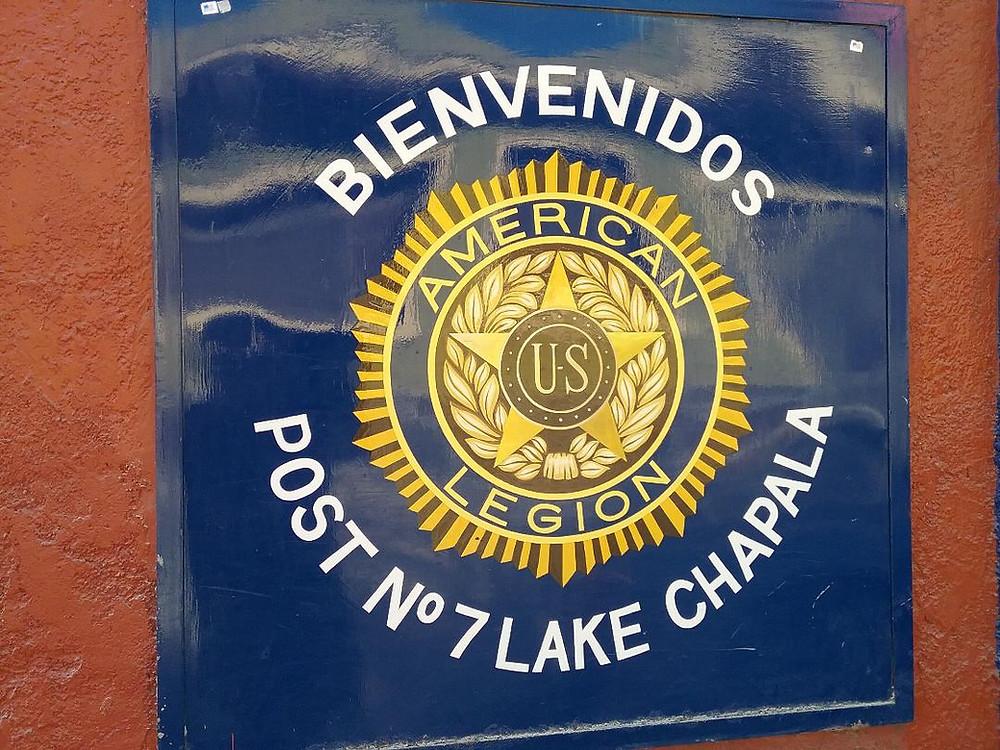 American Legion Lake Chapala, Mexico