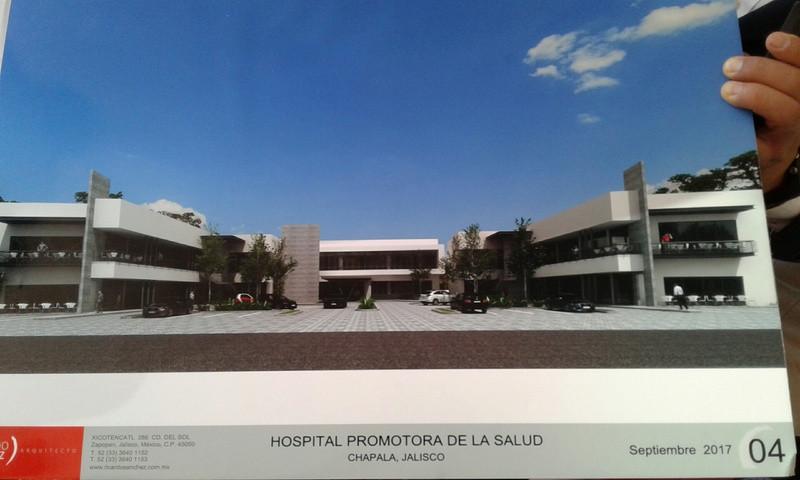 San Antonio Hospital, Ajijic