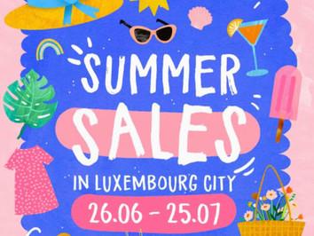 Сезонные распродажи в Люксембурге