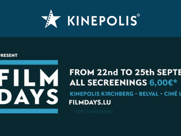 Кino - дни Kinepolis
