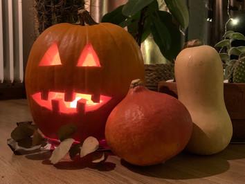 Trauliicht weeks / Halloween