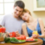 ייעוץ תזונה זוגי או משפחתי