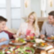 תזונה בריאה לילדים ומשפחה