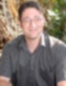 תמונה של לקוח לפני תהליך של ירידה במשקל