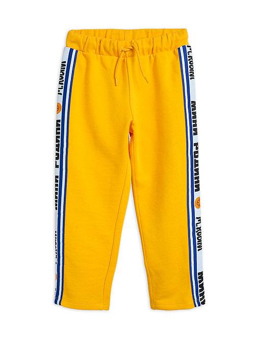 Pantalon jaune Moscou Mini Rodini