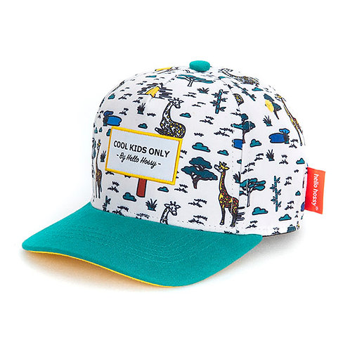 Casquette Jungle HELLO HOSSY