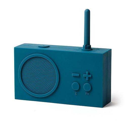 Tykho 3 FM radio – Enceinte Bluetooth®