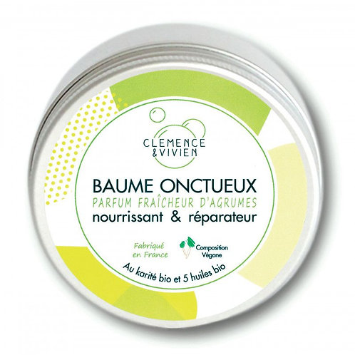 Baume Onctueux - Agrumes