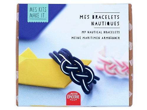 Kit DIY Mes bracelets nautiques