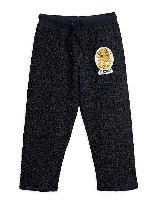 Pantalon noir Mini Rodini