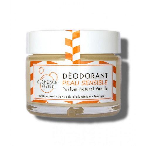 Déodorant crème - Vanille