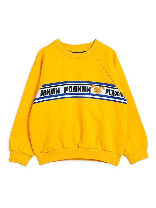 Sweat Moscou jaune Mini Rodini