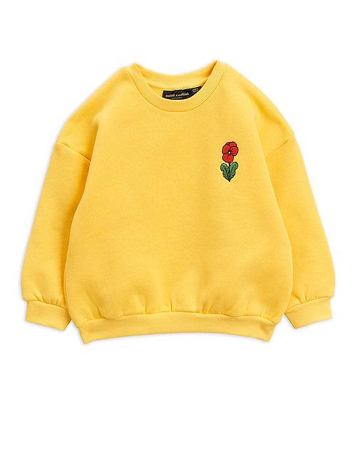 Sweater jaune Mini Rodini