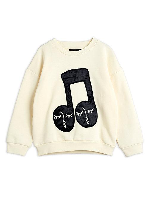 Sweater Mini Rodini blanc