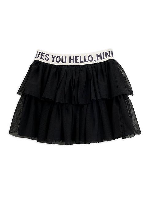 Jupe Mini Rodini noire