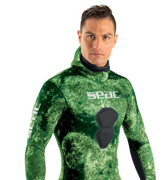 Ghost Green Seac Suit