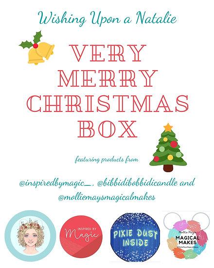 Very Merry Christmas Box