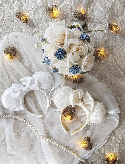 Wedding Mouse Ears