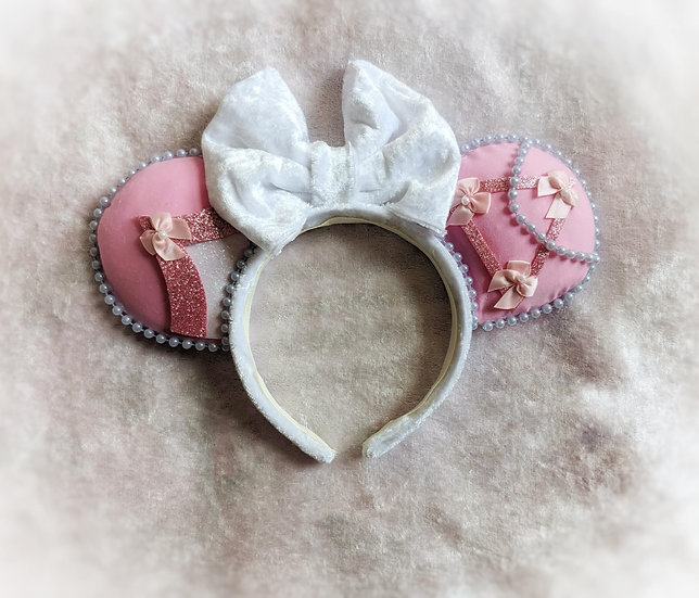 Pretty in Pink Mouse Ears