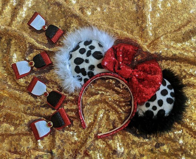 Cruel Devil Mouse Ears