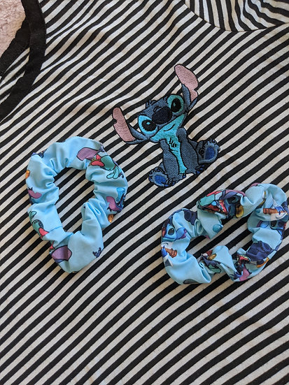 Limited Edition Scrunchies