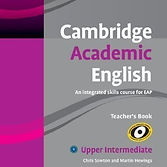 Cambridge Academic English Teachers Note