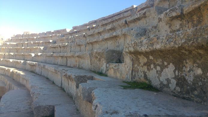Amphitheatre, Jordan