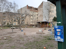 Hybrid space, Berlin