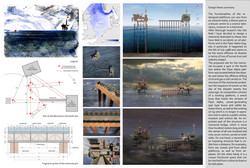 Reuse of the oil platforms in the North Sea  (MA Diploma, University of Westminster, 2013)