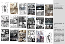 Arch Anatomy (MA Architectural Studio at the University of Westminster, 2012)