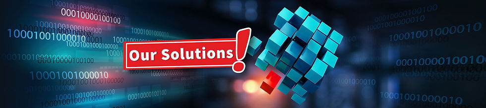 Our Solutions Banner