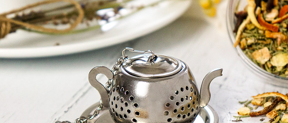 Cuppa Teapot Strainer