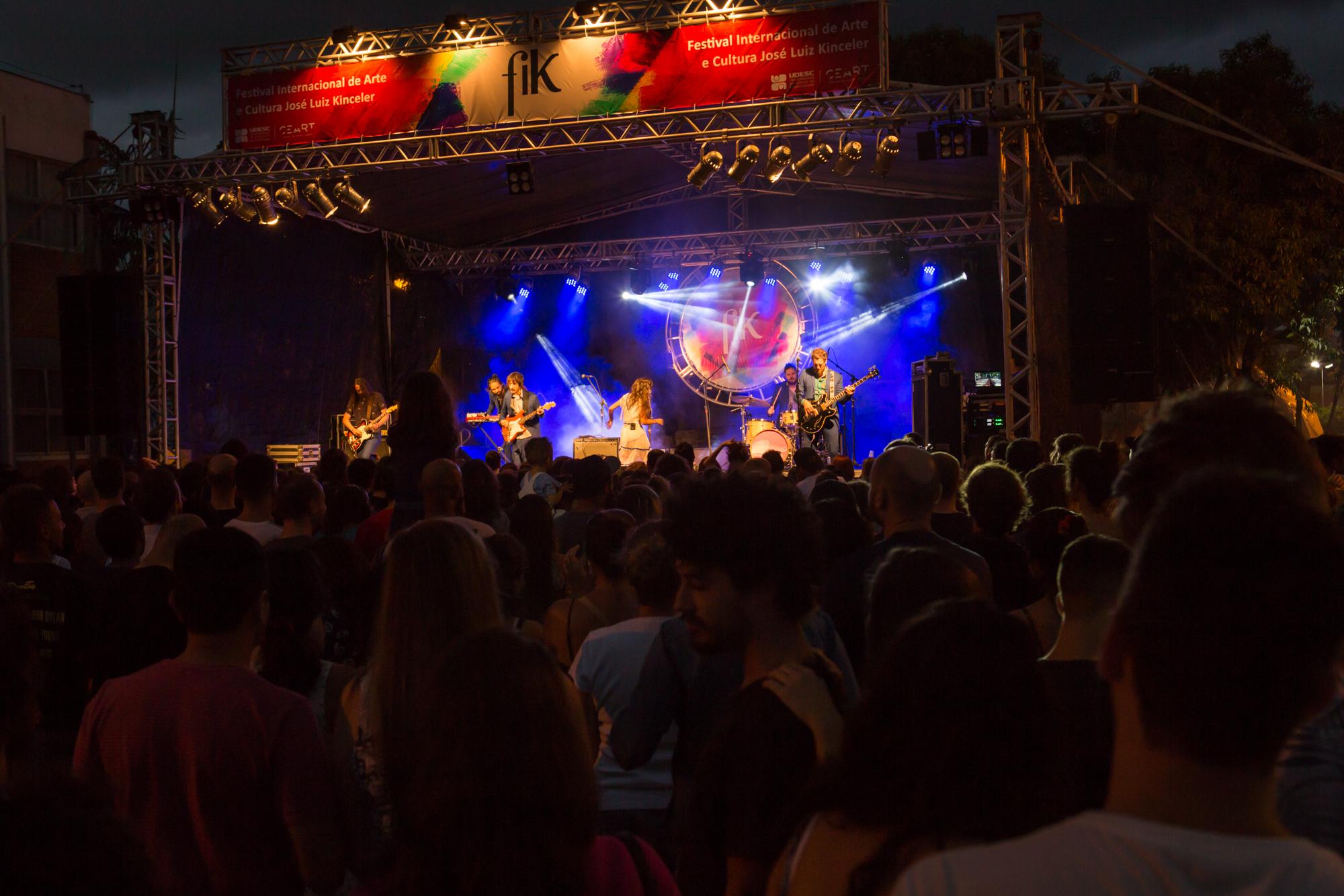 Festival Internacional - FIK 2018