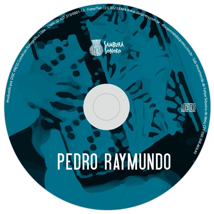 Gravação do CD Pedro Raymundo