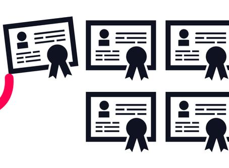 C2 Has Skills: Strickland Obtains UIPath Certification