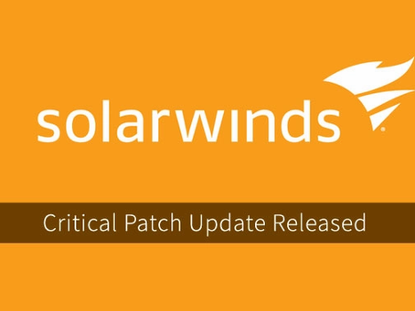Key Takeaways from the Solarwinds Hack - What You Need to Know Now