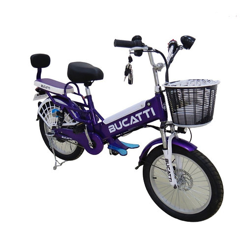 Bicicleta eléctrica Bucatti 36V 18AH
