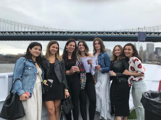 Armenian Network GNY Summer Kef Cruise 2018