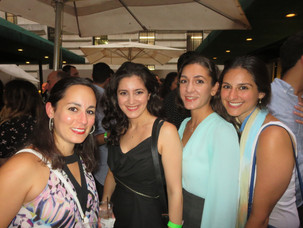 Armenian Network GNY Bryant Park Happy Hour 2017