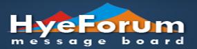 Hye Forum