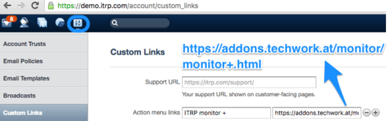 ITRP_monitor_Plus_demo_env